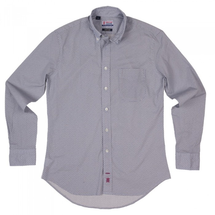 Camisa Estampada Benon Cooper