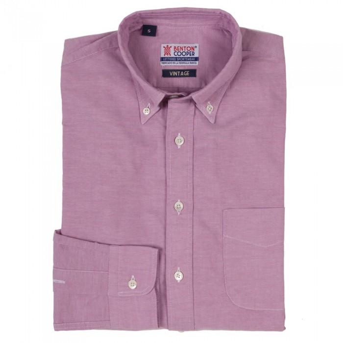Camisa Oxford Beton Cooper