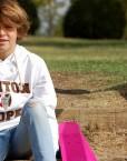 Hoodie Escudo Vintage Teens Benton Cooper