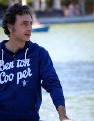 hoodie logo tortuga Benton Cooper
