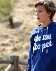 hoodie tortuga teens Benton Cooper