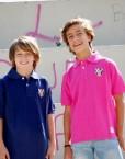 Polo Escudo Vintage Teens Benton Cooper