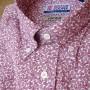 Camisa patrón vintage Benton Cooper